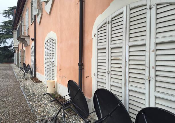 Bar di villa Mirabello chiuso per cambio gestione