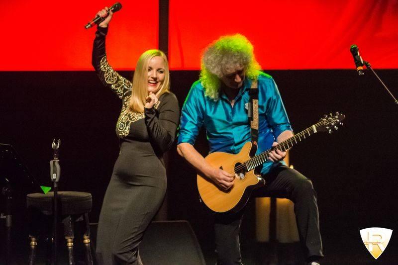 Brian May & Kerry Ellis in concerto al Teatro Arcimboldi di Milano