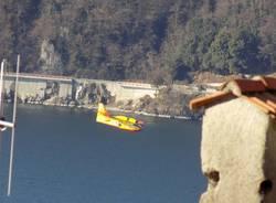 Canadair in val Vigezzo