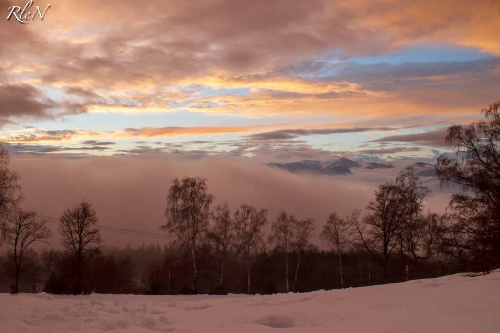 Al Sette Termini foggy colours