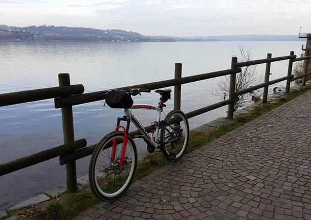 In giro in bici