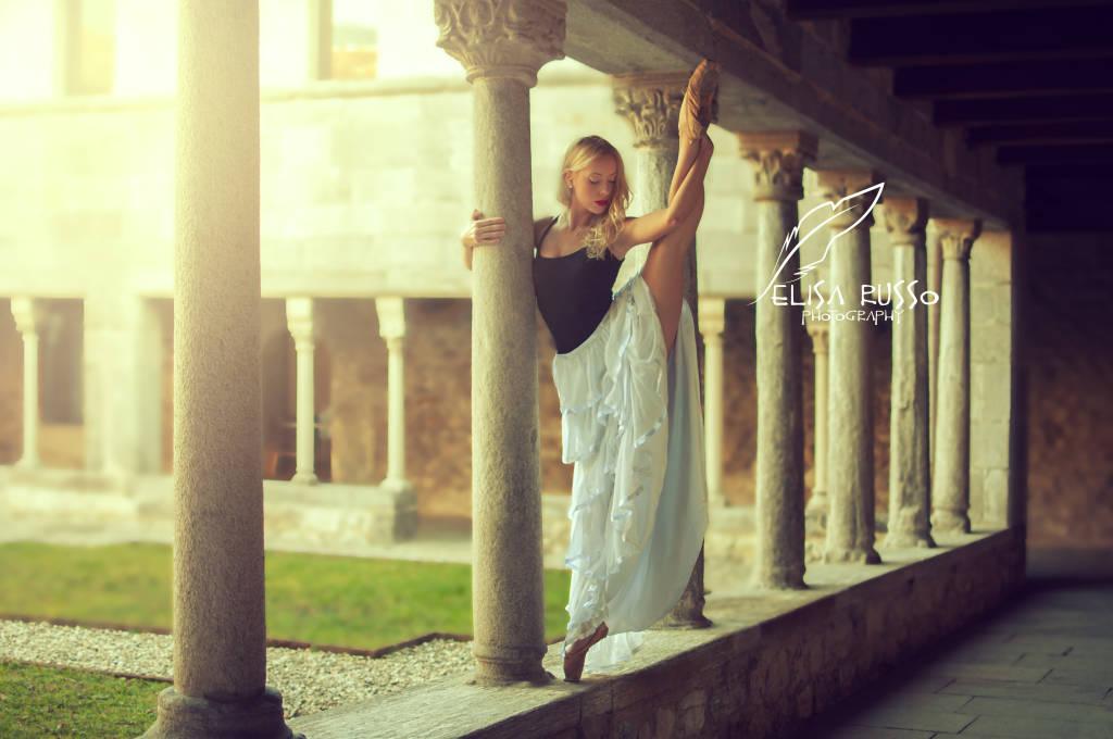 Danzare è alterare il vuoto (Benameur)