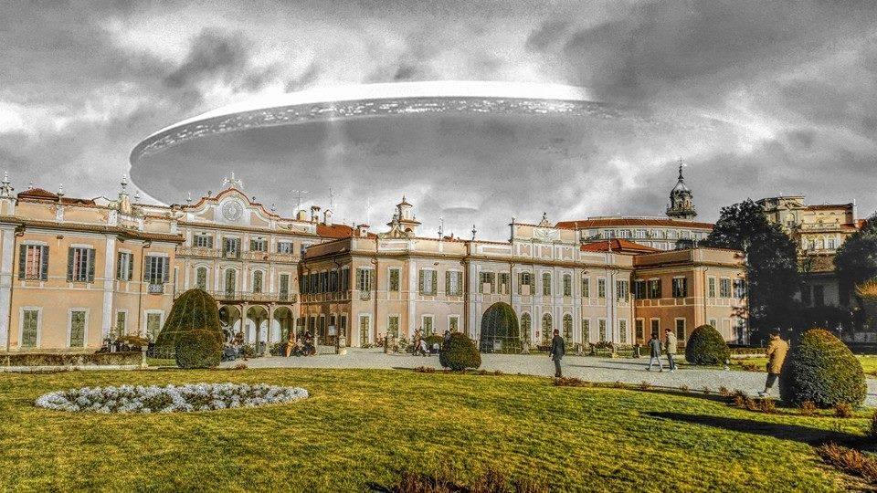 Ufo sopra Varese