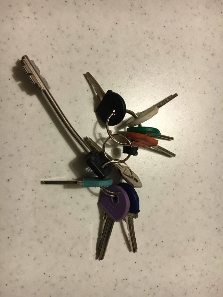 Trovate chiavi a Gaggiolo