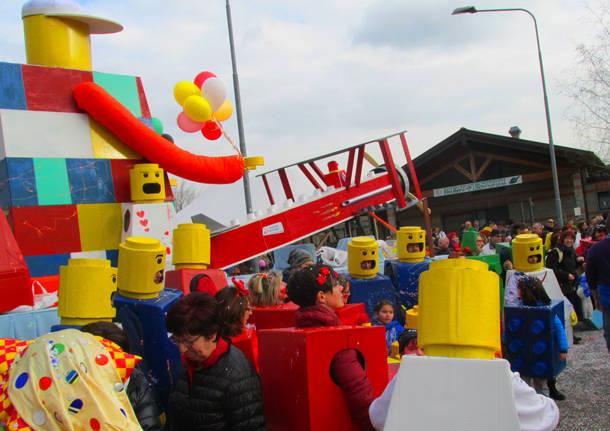Carri, dolci e sorprese al Carnevale di Arcisate
