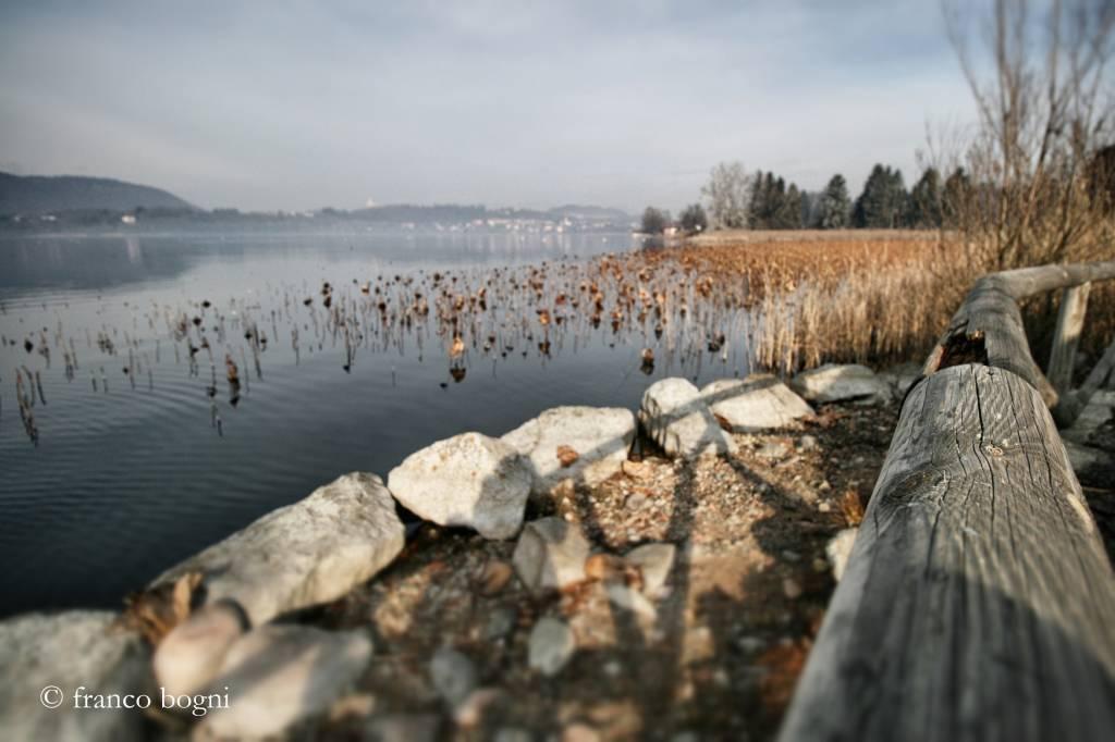Il lago di Comabbio