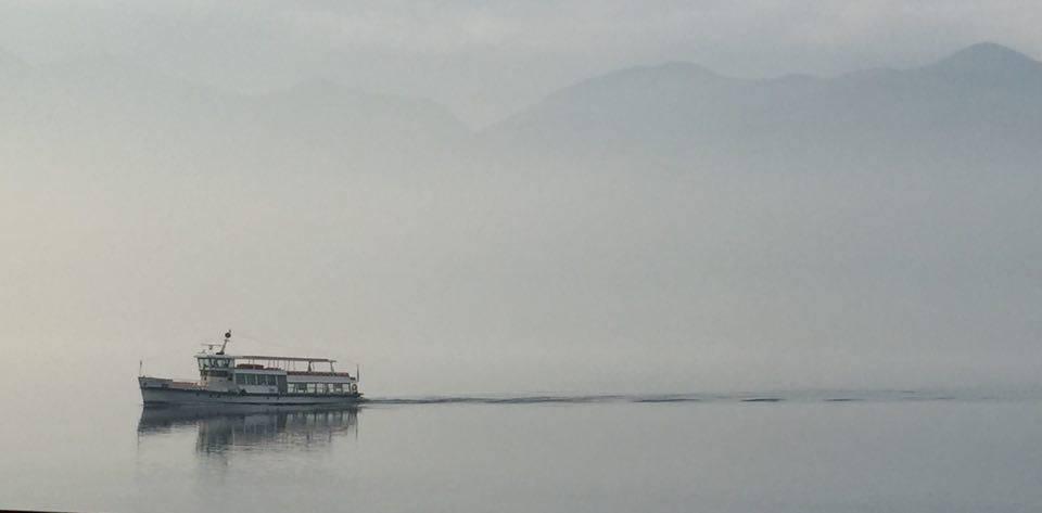 Il Lago e la nebbia