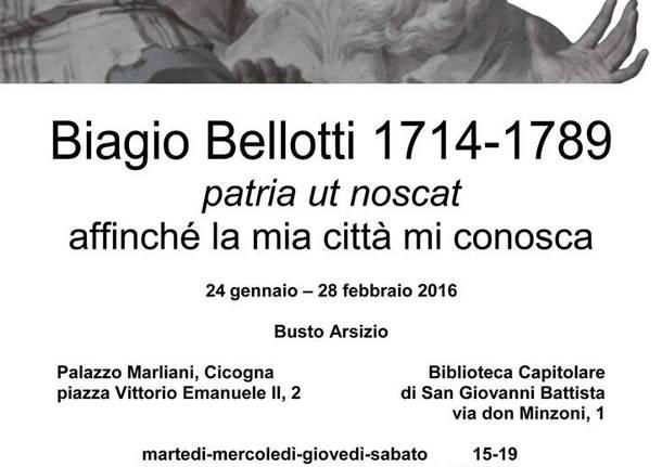 Biagio Bellotti - Patria ut noscat