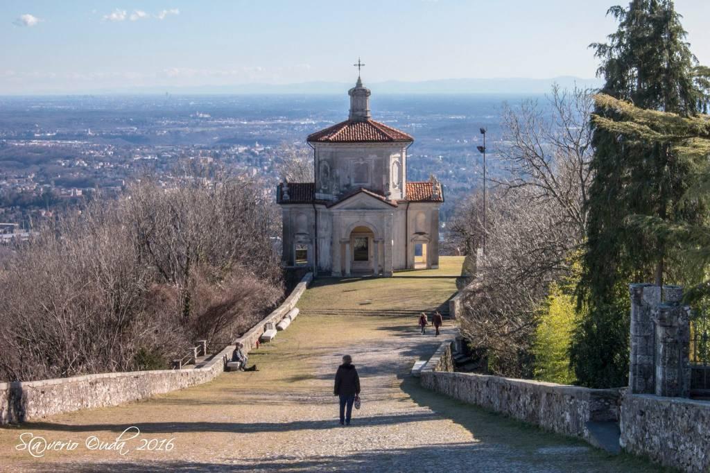 Verso Sacro Monte