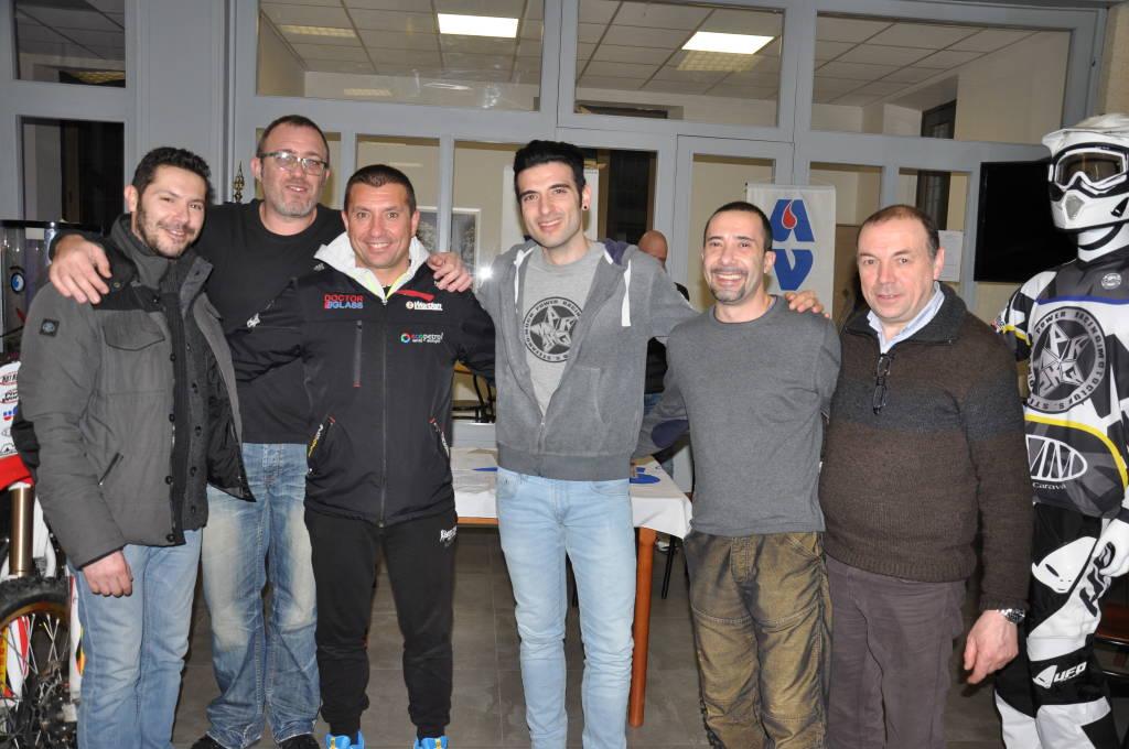 AVIS Oggiona S.Stefano -Cavaria Premezzo. Aperitivo con Motociclisti