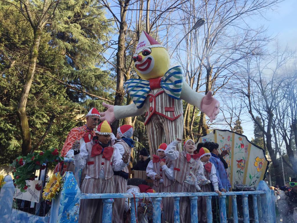 Carnevale 2016: Busto Arsizio