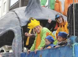 Carnevale Varese, i carri