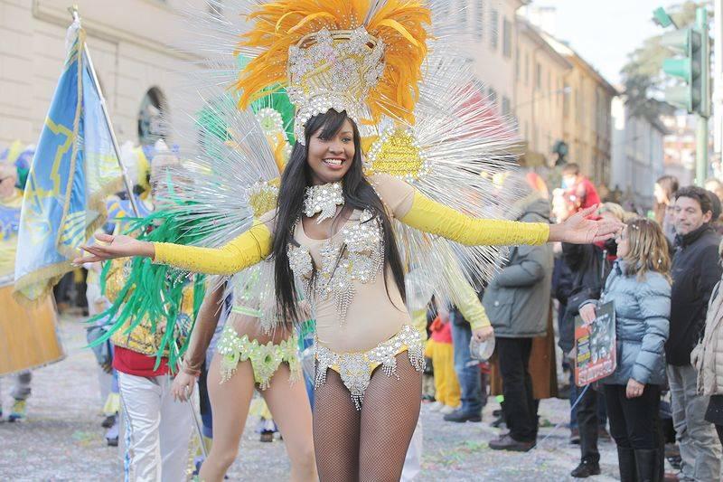Carnevale Varese, i volti