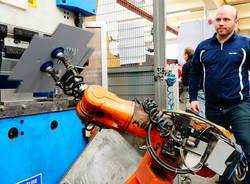 """Carrara: """"I robot non mi fanno paura"""""""