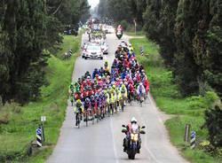 ciclismo gruppo plotone corsa gara