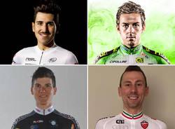 ciclismo professionisti varesini 2016