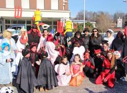Dai Minions ai diavoli, il Carnevale di Tradate