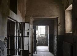Dentro l'ex carcere di Busto Arsizio