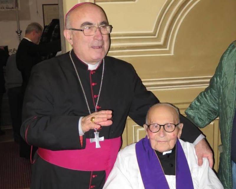 Don Luigi 102 anni