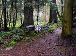 Droni per la ricerca persone