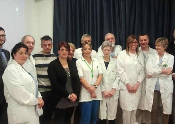 equipe multidisciplinare neurochirurgica e pediatrica