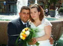 Fabiana e Domenico