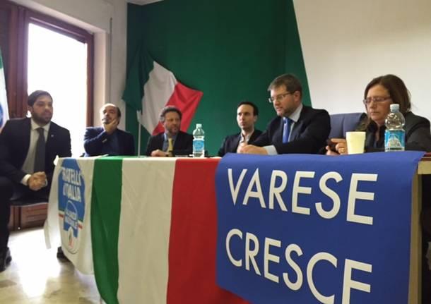 Fdi An Varese Cresce