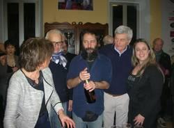 Festa per Fabio Ilacqua al Circolo di Casbeno