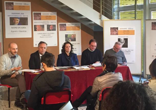 Filosofarti Carlo Monti Cristina Boracchi Ivano Valagussa