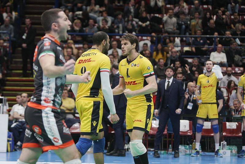 Finali coppa Italia Volley