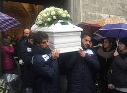 Funerale di Erika Gibellini