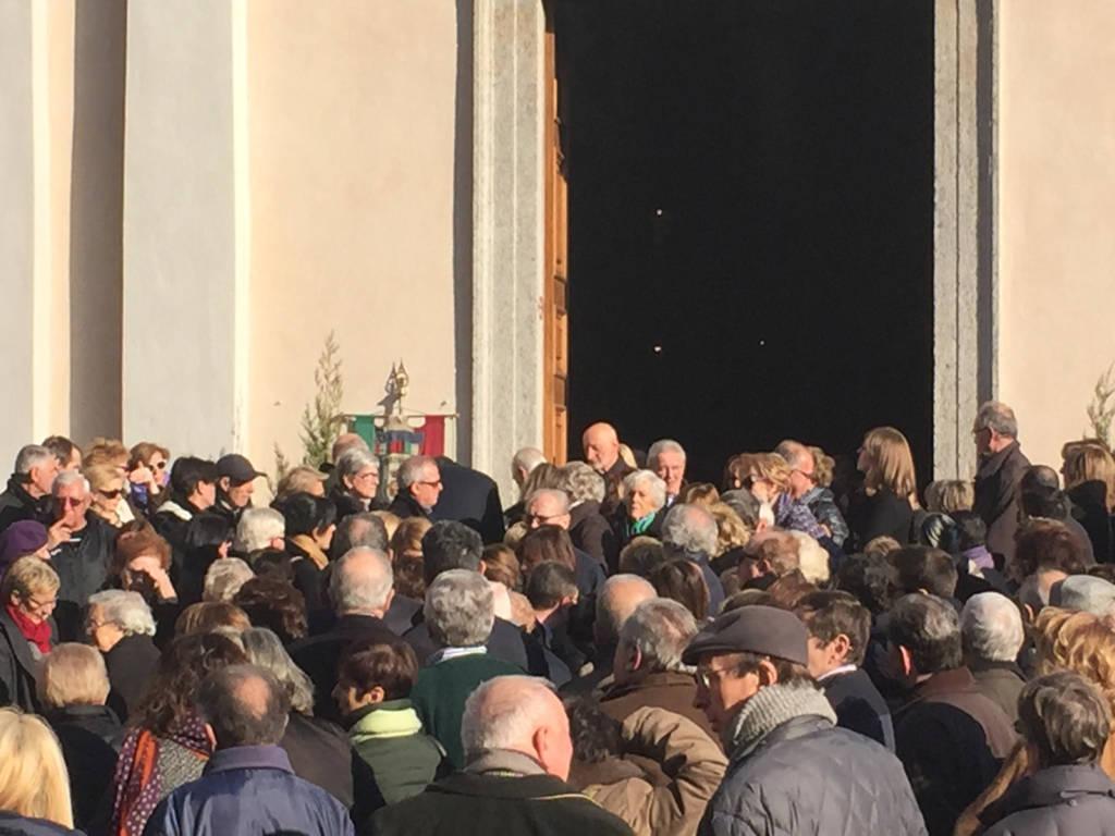 Funerale Isidoro Zaro