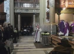 Funerali Marco Cotza