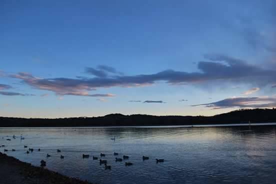 i colori del lago di Varese