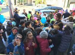 Il Carnevale dei Bambini 2016 a Besozzo