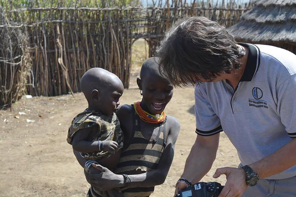 Il viaggio in Uganda di Paolo, sulle orme di Don Vittorione