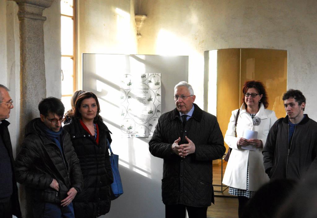 """Inaugurazione della Mostra """"Cosmologia Domenistica"""" al Midec"""