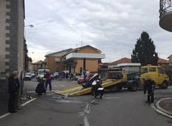 Incidente mortale Sant'Antonino Ticino