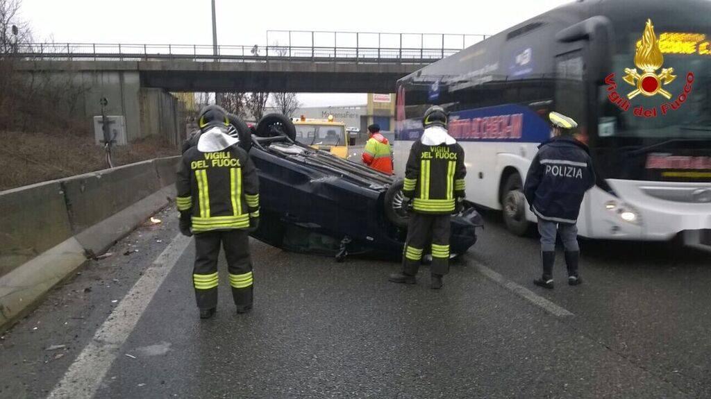 Incidente sulla SS336