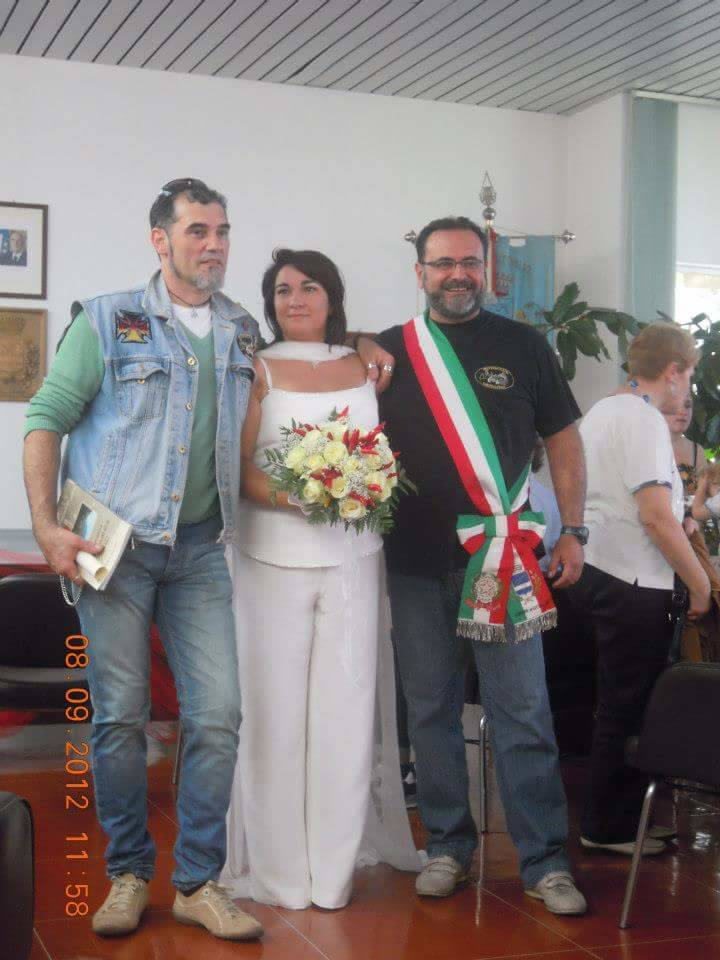Isabella e Mauro
