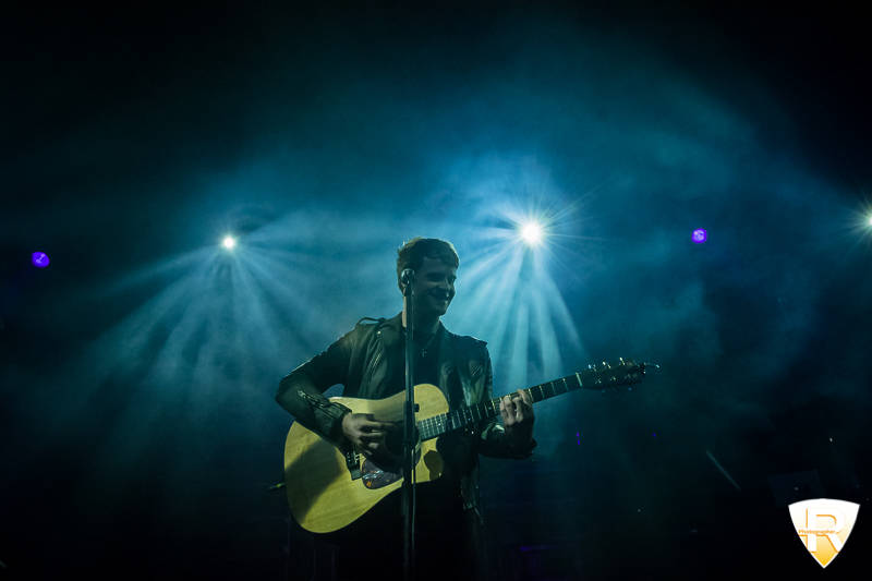 Kodaline in concerto all'Alcatraz