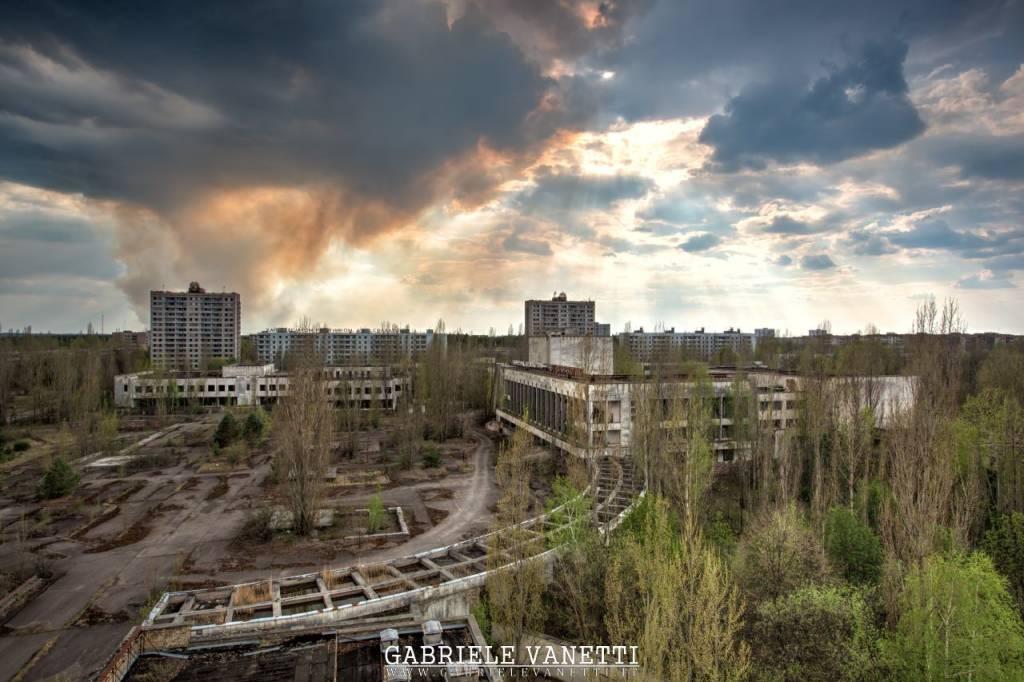 L'eco di Chernobyl
