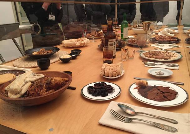 La cena dei dittatori