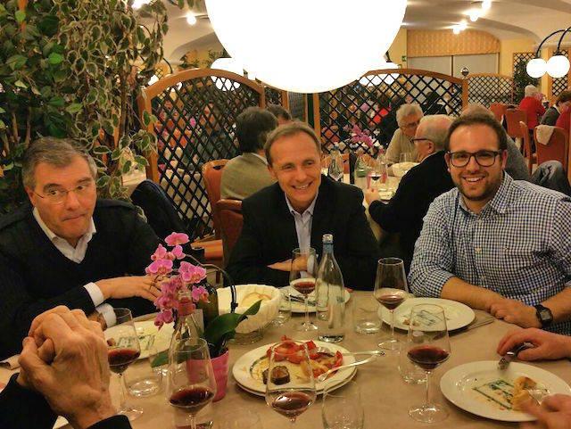 La festa dei 60 anni di Mauro Miele