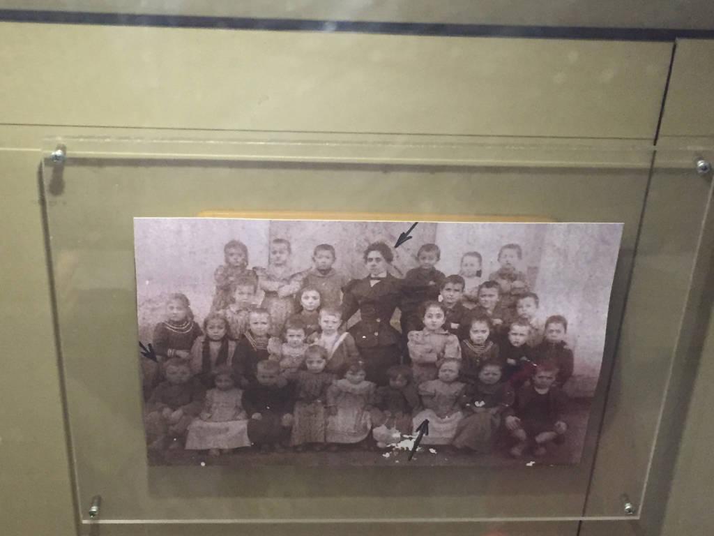 La scuola antica