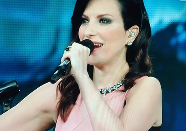 Laura Pausini superospite a Sanremo