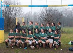 Le Amazzoni del Rugby vincono a Segrate