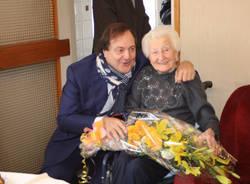 Lucia Castiglioni centenaria