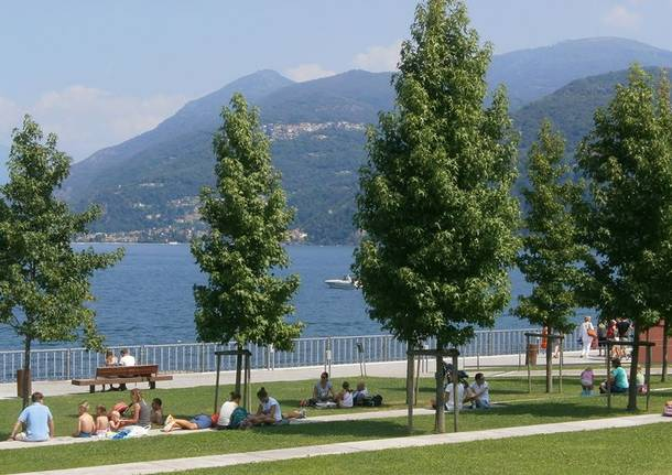Luino d'estate