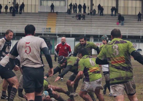 Rugby Malpensa – Unni Valcuvia 66-12